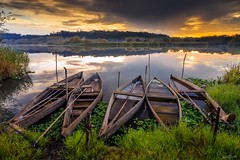 Pateira Fermentelos, Sunrise (paulosilva3) Tags: waterscape landscape riverscape lakescape sunrise nature travel wild canon manfrotto lowepro lee filters pateira fermentelos águeda portugal