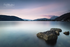 Rocks (cedric.chiodini) Tags: le longexposure poselongue roches rock paysage landscape annecy lake lac canon bellissima enfoiré