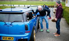 1DX_3675 (felt_tip_felon) Tags: mini goodwood cooper jcw clubman coopers r53 r56 r55 f56 trackday racecar enthusiast modifiedmini modernmini
