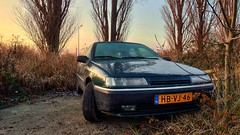 Citron Xantia 2.0i 8V SX Automatic (Skylark92) Tags: nederland netherlands holland amsterdam oost zeeburgereiland citron car vehicle hydropneumatic xantia 20i 8v sx automatic 1993 hdr