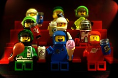 Watching LEGO Movie with my space friends (Lesgo LEGO Foto!) Tags: cinema man cute guy love movie fun toy toys theater lego theatre space spaceman benny minifig collectible minifigs omg collectable minifigure minifigures legomovie classicspaceman spaceguy legophotography legography collectibleminifigures collectableminifigure coolminifig 1980somethingspaceguy
