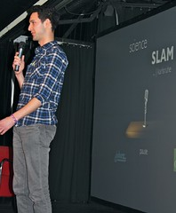 "1. Science Slam Karlsruhe • <a style=""font-size:0.8em;"" href=""http://www.flickr.com/photos/134851782@N05/20606150558/"" target=""_blank"">View on Flickr</a>"