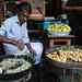 Frying Bonda, Borsad India