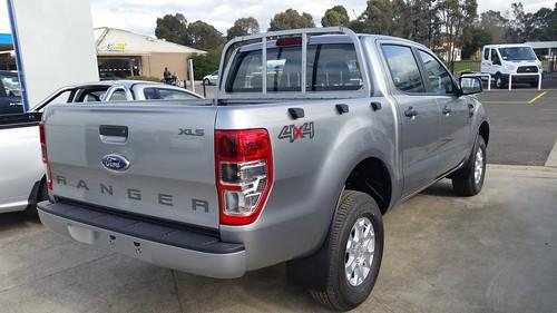 2016 Ford Ranger 4x4 Ute