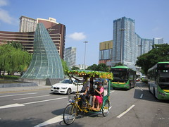 TRAVEL IN STYLE (PINOY PHOTOGRAPHER) Tags: world china bicycle asia macau