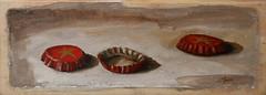 Tapas de cerveza (ca.chezmay) Tags: art artistas oil casm pinturaaloleo