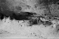 Cerro Ongamira (Ainara let's risk it) Tags: sky man film blanco del de person photography fuji risk y lets negro ciudad it cerro cielo 400 cordoba plus hp5 indios montaa ao ilford rollo orto 2015 ongamira
