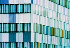 Milan (nickriviera73) Tags: italy milan film architecture reflex pattern kodak voigtlander filmscan retina dynarex