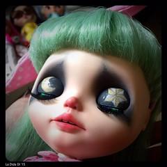 My Pip vintage circus eyes
