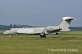 GULFSTREAM 550.CAEW N849GA for ITALIAN AIR FORCE
