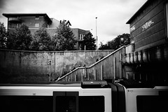 (bendikjohan) Tags: life city bw nature oslo norway architecture blw exterior bnw bl kodalith