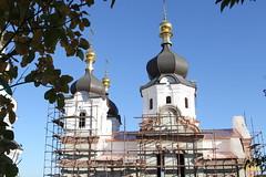 02. The commemoration day of St Sergius of Radonezh in Bogorodichnoe village / Праздник Прп. Сергия Радонежского в Богородичном
