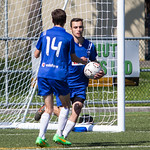 Petone FC v Victoria University 17