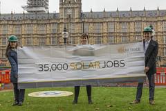 Caroline Lucas 35,000 jobs
