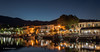 Ormos Marathokampos, Samos (Fotografie, Gouda) Tags: nightphotography holiday haven reflection vakantie nikon nightlights harbour hellas greece samos nightpicture weerspiegeling reflectie griekenland spiegelbeeld ormos avondfotografie nachtfoto avondfoto ormosmarathokampos nikond7200 lasschuyt rinuslasschuyt