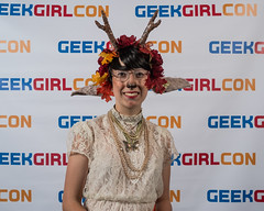 GeekGirlCon 2015 Photo Booth - 0234 (GeekGirlCon) Tags: seattle washington october photobooth geek conferencecenter alienbees geekgirlcon fujixpro1 fuji35mmf14 ggc15 ggc2015