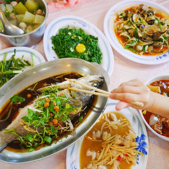 苗栗 頭份–傳統客家桌菜–永昇客家小館