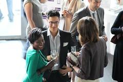 EUNIC London Young Diplomats in London Diplomatic Press Attachés' Association of London Summer Drinks last week at Veľvyslanectvo SR v Londyne
