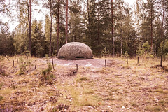 The Salpa line (eetu.ketonen) Tags: world red finland army war military union trench bunker ii armor soviet ww2 base invasion position