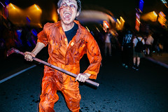Final Photo (Explored) (Jake in Japan) Tags: street halloween night costume zombie candid flash streetphotography   osaka usj universalstudiosjapan            a6000   sel24f18z  sonye24mmf18za 6000 ilce6000 jakejung