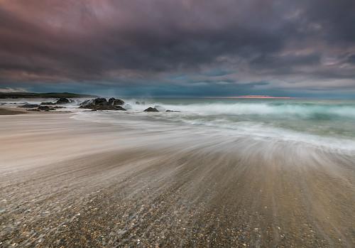 'Sea Sweep' - Porth Tyn Tywyn, Anglesey