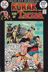 Korak 56 (micky the pixel) Tags: comics skull dc comic barbar edgarriceburroughs heft korak schädel koraksonoftarzan