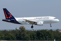 Brussels Airlines (czirokbence) Tags: brussels airlines lhbp canon eos 80d airliner aricraft jet jetliner planespotter planespotting spotter airbus a319 airplane aircraft