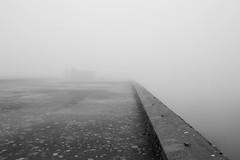 straight (ioannabo) Tags: camera blackandwhite bw nature monochrome fog architecture photography photo nikon earth greece lovely sanatorium parnitha d3200