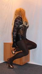 10 (read my Profile before anything!!!!!) Tags: gold high buffalo highheels slut plateau skirt heels heel stiletto corsage stilettos higheels