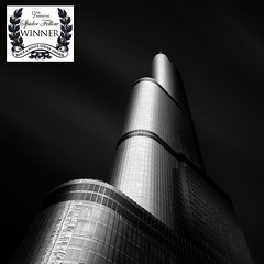 Molten V - Trump Tower Chicago - 2014 Black & White Spider Awards (Mabry Campbell) Tags: longexposure blackandwhite bw usa chicago building tower monochrome up architecture skyscraper photography hotel us photo illinois downtown photographer unitedstates image unitedstatesofamerica fineart award competition september il photograph le 24mm awards trumptower trump campbell squarecrop condominiums skidmore molten fineartphotography 2014 tiltshift architecturalphotography photograghy skidmoreowingsmerrill trumptowerchicago adriansmith commercialphotography trumpinternationalhotelandtower 2013 architecturephotography tse24mmf35l fineartphotographer architecturalphotographer houstonphotographer architecturephotographer spiderawards mabrycampbell blackwhitespiderawards