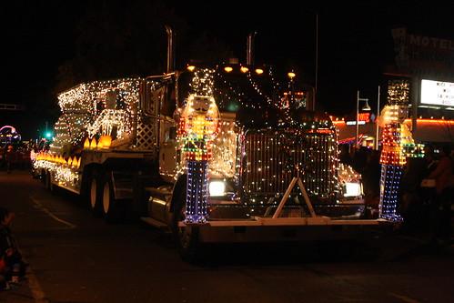 Albuquerque Twinkle light Parade 2015