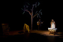 Everlasting Voices (SteMurray) Tags: show ireland irish gabriel oreilly set lights design dance theatre song stage performance holly quinn second zia reilly gaeilge beckett samuel murray ste cathal voices enda everlasting rosenstock steie stemarray