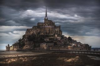 Le Mont-Saint-Mich' Muche (Normandie, France)