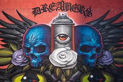 Dreamers (ispoke) Tags: streetart jeffsoto maxx242