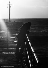 Porthleven, Cornwall (Richard McMellon) Tags: sea blackwhite cornwall porthleven