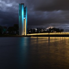 DSC_9879 (kurreki) Tags: sky night canberra carillion