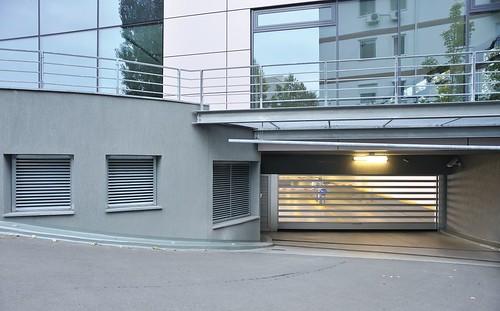 Швидкісні ворота для автопаркінгів. Скоростные ворота. Hi speed doors. Efaflex. BudaWest_03