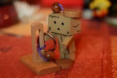 Brain Teaser (Affline) Tags: cute kawaii danbo danboard affline