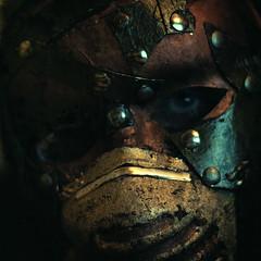 Pain Of Arising (Mathias Bra) Tags: mascara autorretrato