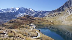 Lago Agnel (will_cyclist) Tags: alps cycling italy nivolet piemonte