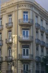 corner house (Hayashina) Tags: valencia spain window balcony corner hww light