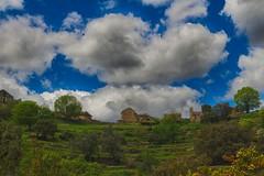 San Pietro (Carlos M. M.) Tags: aragn huesca pirineos hdr canon100d nubes clouds peaguara excursin