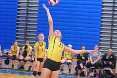 IMG_10393 (SJH Foto) Tags: girls volleyball high school lampeterstrasburg lampeter strasburg solanco team tween teen east teenager varsity spike burst mode