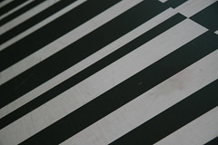 Pattern (JacksonSwaby) Tags: pattern line black white structure texture