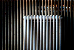 radiation (oldogs) Tags: abstract lines radiator t6s