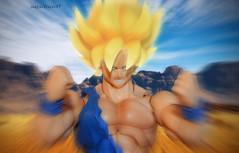 Son Goku (metaldriver89) Tags: songoku goku son dbz dragon ball z dragonballz anime japanese shfiguarts s h figuarts action figure actionfigures hero super saiyan aura bandai tamashii nations acba articulated comic book art articulatedcomicbookart manga 3 ssj3 kai kaioken shenron fist attack gohan songohan 2 ssj2 cell ssgss outdoor indoor