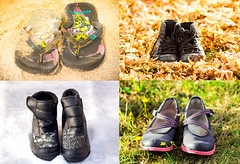 Semaine 44 :chaussures (viva861972) Tags: chaussures chaussure shoe saison season quadriptyque pentacon canon