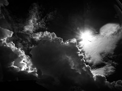 after the storm (** RCB **) Tags: storm light sky clouds  aprslatempte orage changement turbulent sol h2o atmosphere fear