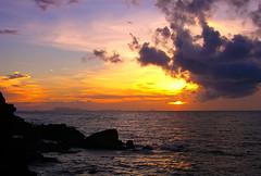 Sunset Koh Samui (michel1276) Tags: sunset thailand maenam himmel sky wolken sonnenuntergang meer wasser clouds
