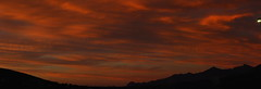 Sunset 10 6 16 #14 Panorama e (Az Skies Photography) Tags: october 6 2016 october62016 10616 1062016 sky skyline skyscape rio rico arizona az rioricoaz riorico arizonasky arizonaskyline arizonaskyscape cloud clouds red orange yellow gold golden salmon black canon eos rebel t2i canoneosrebelt2i eosrebelt2i sun set sunset dusk twilight nightfall arizonasunset panorama